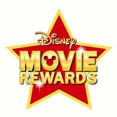 Disney Movie Rewards - 600 PTS - Rare Codes