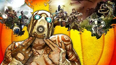 BORDERLANDS 2 (PS3 PS4) MAX LEVEL INSTANTLY Upon Joining