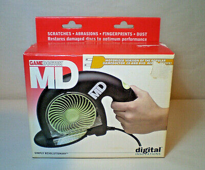 Digital Innovations Game Doctor Md-Model 10310-New In Open Box