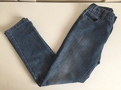 Urban 65 Outlaw Straight Leg Jeans Good Condition Age 11 Years Adjustable Waist
