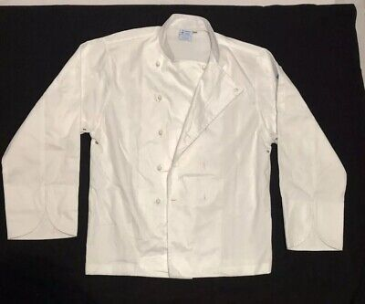 Handychef Chef Jacket XXS White