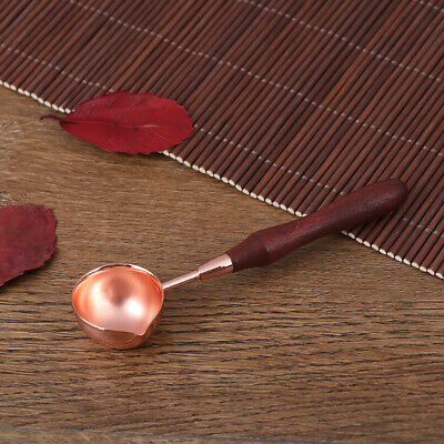 Wax Spoon For Wax Seal Stamp Greeting Card Wax Seal Beads Sticks Tool Melting
