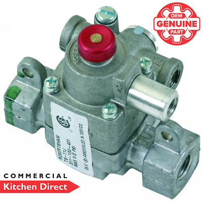 *Genuine Part* Imperial Oven Gas Valve - Ng (Elite) - 1110
