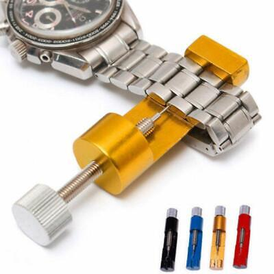 Metal Adjustable Watch Band Strap Bracelet Link Pin Remover Repair Tool Best