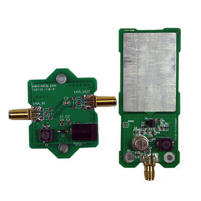 SOLDERED AMPLIFIER FOR Active Magnetic HF Antenna 3MHz-30MHz