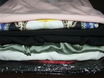 BULK LOT x 8 BRAND NEW WITH TAGS SIZE 8 WOMENS CLOTHES DRESS BODYSUIT TOPS