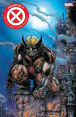 House Of X #1 : Kevin Eastman Clover Press Variant : In Hand : Shipping Now!