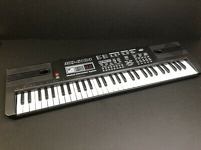 61 Keys Bandstand Digital Music Electronic Toy Keyboard MQ-6104 And Microphone
