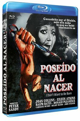 Poseido al nacer - I Don't Want to Be Born (The Devil Within Her)
