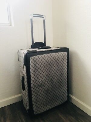 Ralph Lauren Roll On Luggage Suitcase Roller