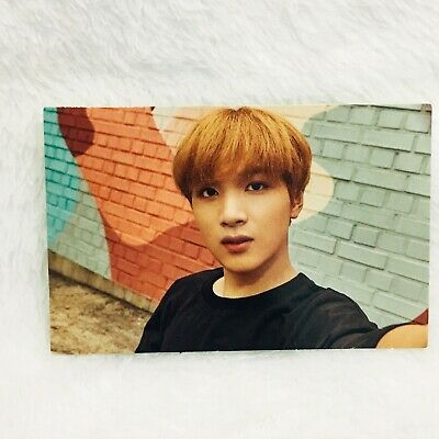 NCT 127 HAECHAN Photocard Official Sealed New Photo Book Hello! #Seoul Version