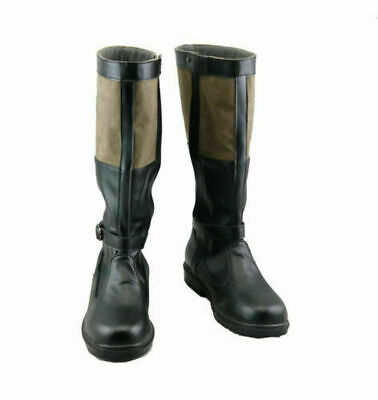 free shipping new Star Wars Han Solo cosplay Shoes Boots