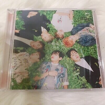 Bts Official Kayo Nenka Pt.2 In The Mood For Love Pt2 Hyyh Japan Edition Cd+Dvd