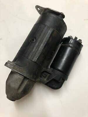 Bosch Starter Motor For BMW R100 R80 Rt Rs 2v Boxer Twin Shock / Mono Paralever