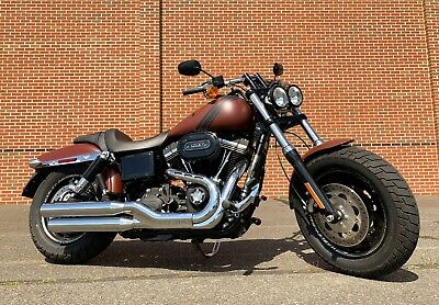 2017 Harley-Davidson Dyna  2017 Harley-Davidson Dyna Fatbob Fat Bob FXDF MINT CONDITION Only 5,578 Miles!