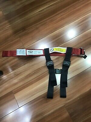 CARES Kids Fly Safe Airplane Safety Harness Seatbelt Pre-owned (no Bag)