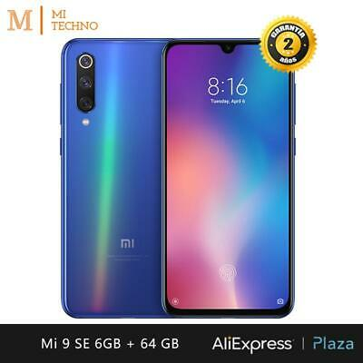 "[Global Version] Xiaomi Mi 9 SE smartphone AMOLED 5,97 ""(6GB RAM + 64GB ROM, qua"