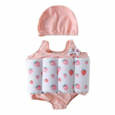 Floating Swimsuit Girl Training Detachable Float Swimming Baby Suit Kid Swimwear