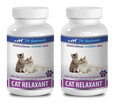 anxiety for cats - CAT RELAXANT - cat anxiety supplement 2B