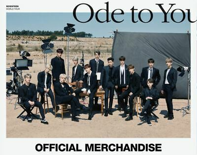 [Seventeen] - Seventeen World Tour<Ode To You>In Seoul Md Official Goods