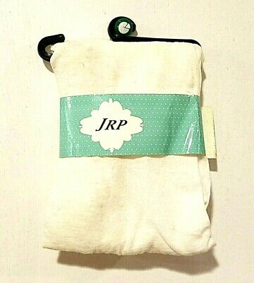 Tights by JRP Girls Sizes 2-4, 4-5 White Color School Wear NWT Dressy All Season