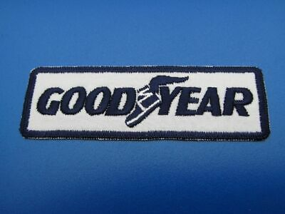 + Aufnäher / Patch / Sticker GOODYEAR, R A R I T Ä T    NEU
