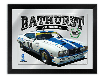 Bar Mirror Suit Bathurst Xc Cobra 1978 Allan Moffat Fan Collection