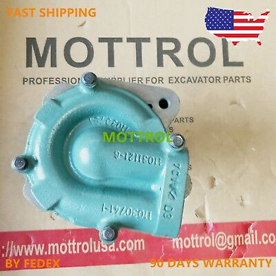 11032643 voe11032643  water pump FITS VOLVO ENGINE A20C A25C,pulley diameter 90