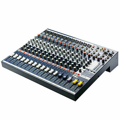 Soundcraft EFX12 12-Channel Audio Mixer - Used