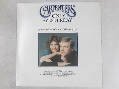 Only Yesterday LP (Carpenters - 1990) AMA 1990 (ID:15644)