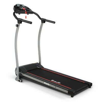 Everfit Electric Treadmill Home Gym Exercise Machine Fitness Equipment Health Ca