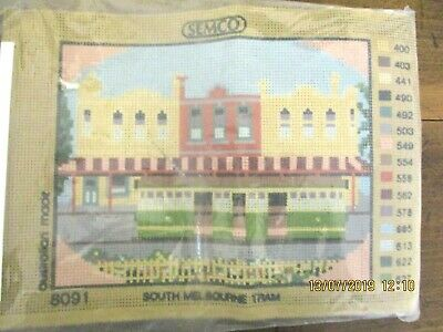 ~SEMCO TAPESTRY No. 8091 - SOUTH MELBOURNE TRAM - UNUSED~