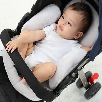 Unisex Baby Urine Change Mat Waterproof Soft Large Head Body Support New!