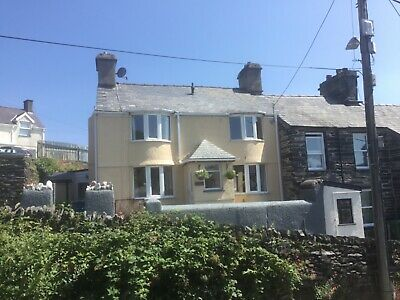Holiday cottage SNOWDONIA NORTH WALES house sleeps 6 nr Porthmadog & Portmerion
