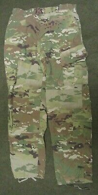 New Genuine Us Crye Scorpion Multicam Ocp Flame Resistant Combat Trousers. M-R.