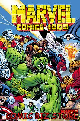 Marvel Comics #1000 (2019) Mcguinness Variant Cover Pre-Order 28/08/19 ($9.99)