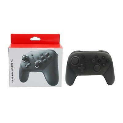 New Wireless Bluetooth Pro Controller Gamepad + Charging Cable For N-Switch