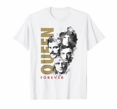 Queen Official Faces Ink Forever T-Shirt
