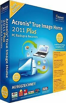 Acronis True Image Home 2011 Plus Mini-Box (1 PC) vo... | Software | Zustand gut