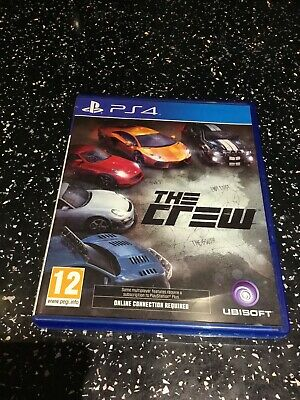 PlayStation 4 PS4 Game The Crew