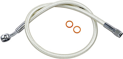 Magnum Braided Front Brake Lines AS37424