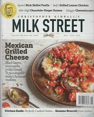 Christopher Kimball's Milk Street May/June 2019 Recipes