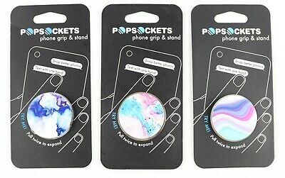 PopSockets Single Phone Grip Universal Phone Pop Out Holder and Stand