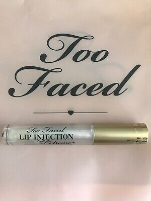 Too Faced LIP INJECTION EXTREME Instant & Long Term Lip Plumper * FULL SIZE NWOB
