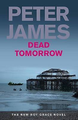 Dead Tomorrow by Peter James, Paperback Used Book, Good, FREE & Fast Delivery