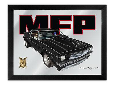 Bar Mirror Pursuit Special Hq Coupe Mpf Mad Max Car Others Available