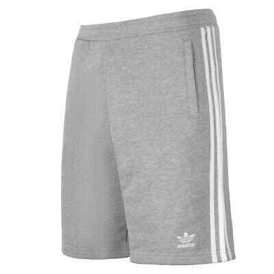 adidas Men's 3 Stripes Shorts Tennis Pants Climacool Navy