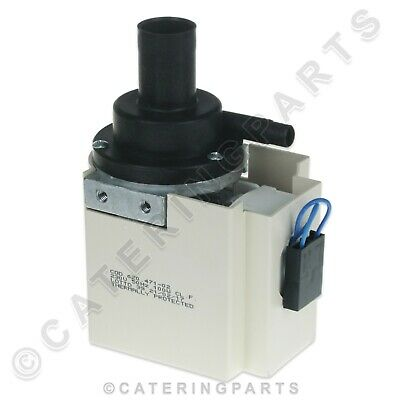 SCOTSMAN DRAIN WATER PUMP 620471-02 100W 230V ICE MAKER MACHINE 28mm IN 11mm OUT