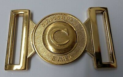 Genuine Concordia Band Ceremonial & Parade Insignia Belt Buckle Locket MFB37