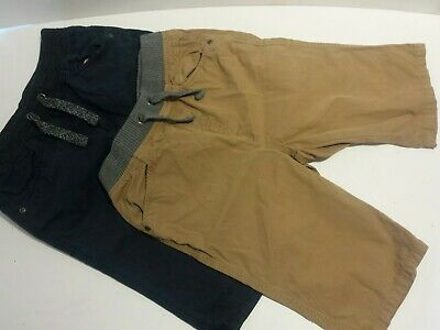 Two Pairs Of Boys Tu Shorts Aged 10